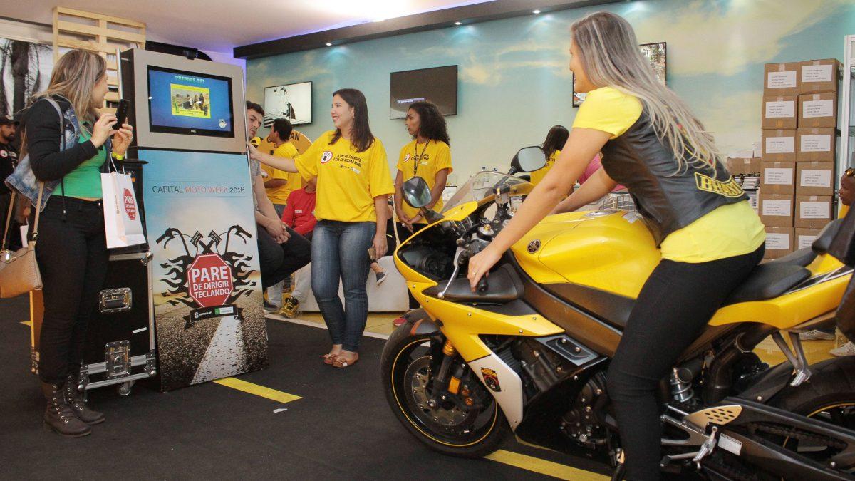 Brasilia Capital Moto Week 2017 - Detran-DF - LIVE MKT