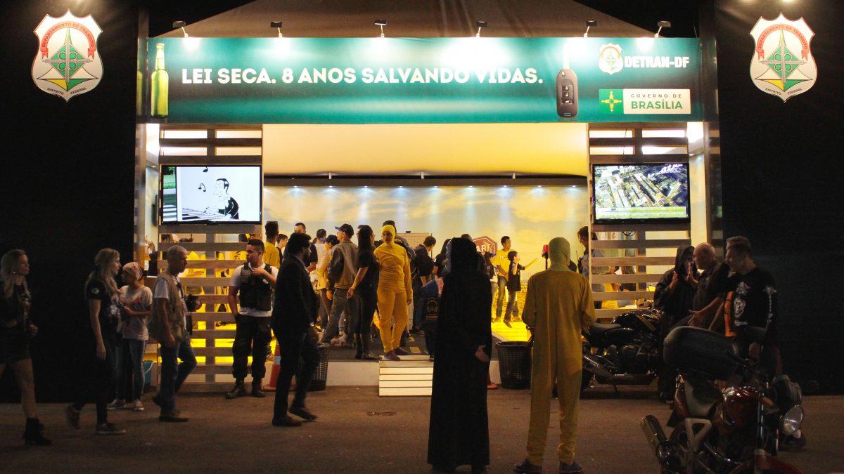 Brasilia Capital Moto Week 2017 - Detran-DF