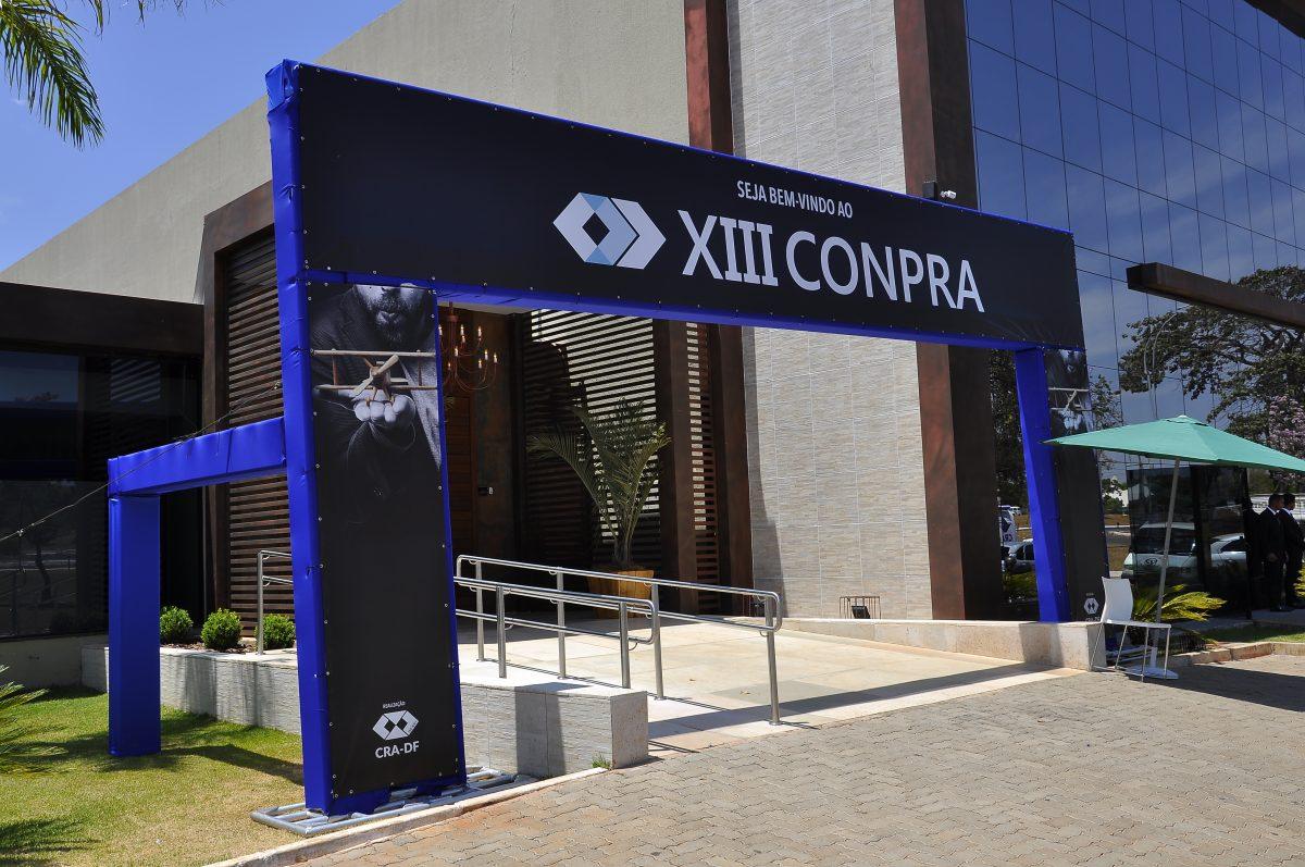 XIII CONPRA CRA